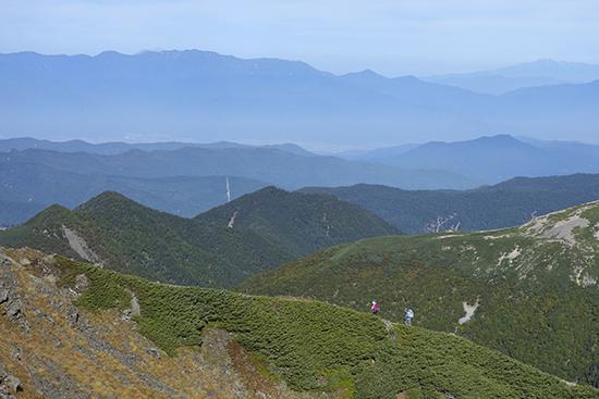 2013農鳥岳山頂-7