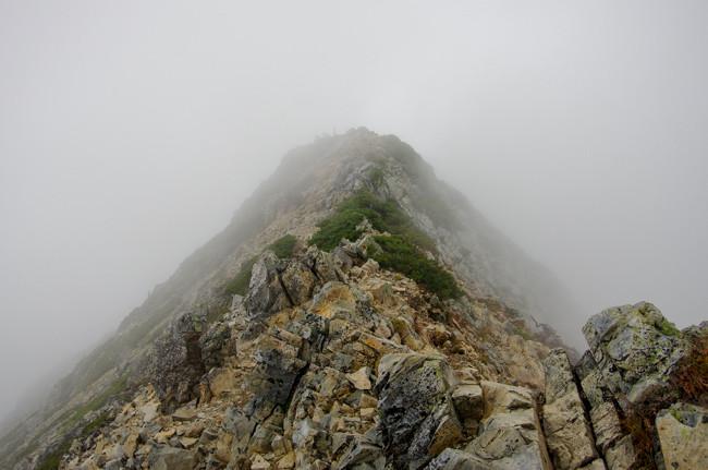 1508唐松岳 五竜-65