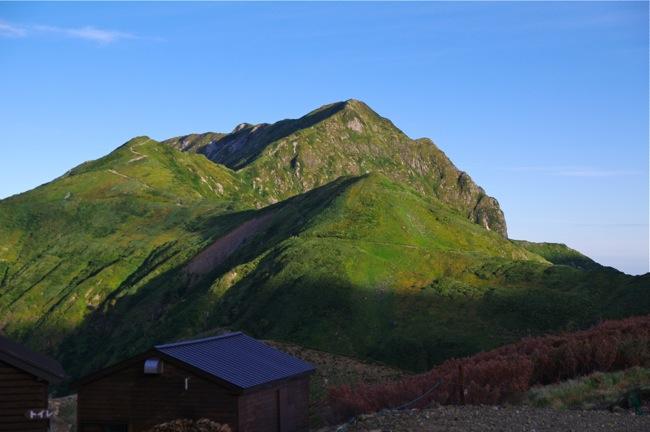 大日岳140922