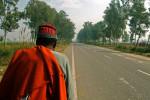 国境リキシャー インド1409
