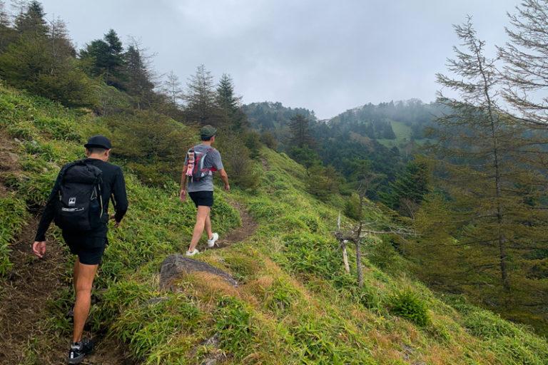 小金沢連嶺スピードハイキング