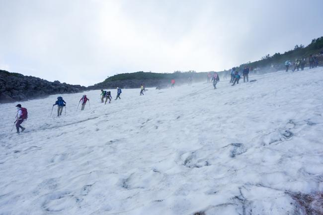 白馬岳テント泊20180805-20