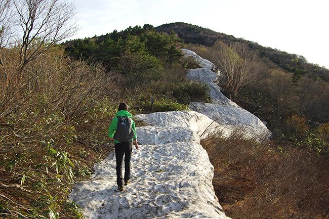 磐梯山猪苗代登山コース1505-2