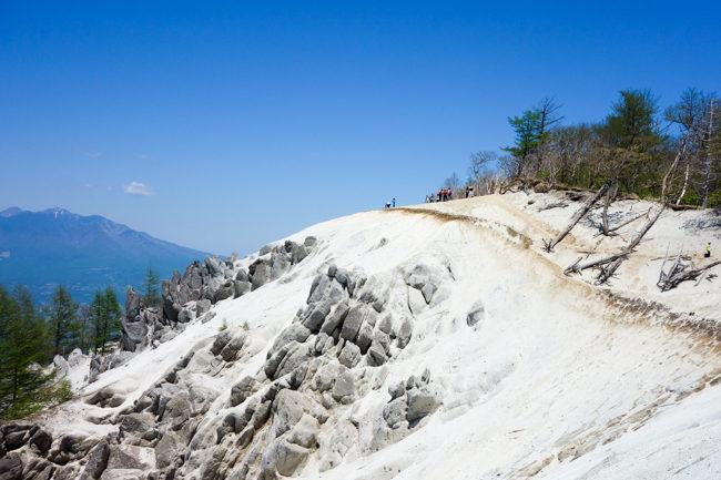 絶景の日向山へ! 尾白川渓谷からの周回コース