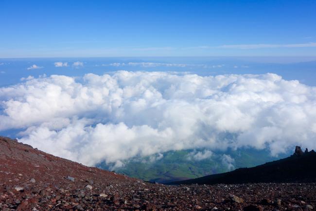 富士登山6月-16
