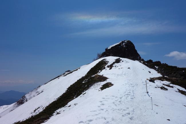 GW八ヶ岳赤岳残雪-28