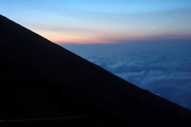 富士登山6月-4