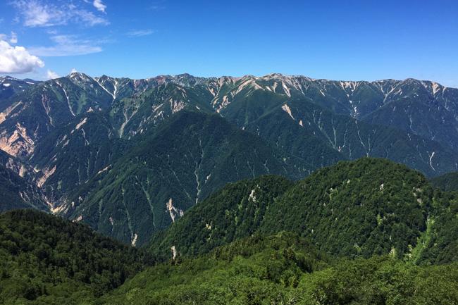 IMG_2518燕岳〜大天井