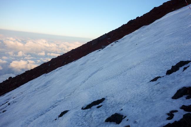 富士登山6月-10