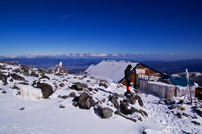 蓼科山12月冬-16