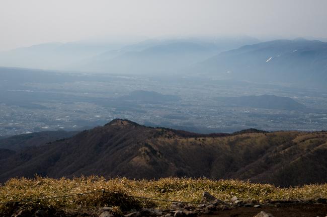霧ヶ峰2016.4月-6