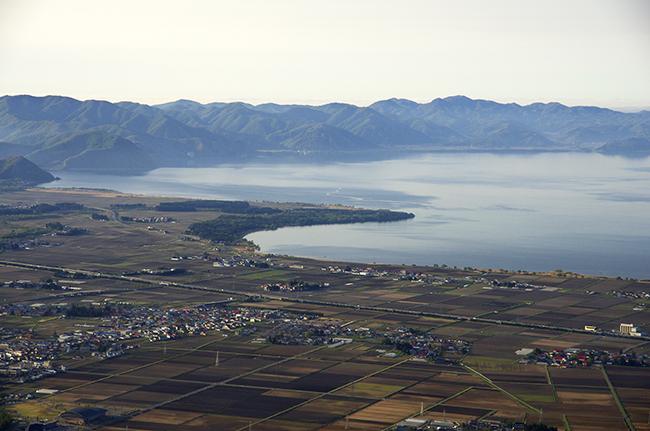 磐梯山猪苗代湖1505-2