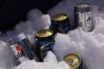 天然冷凍庫