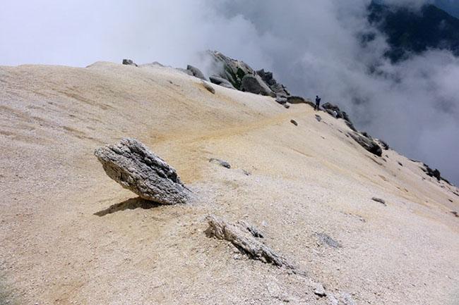 甲斐駒山頂-8