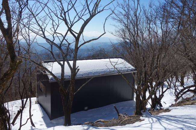 西丹沢大室山の冬-17