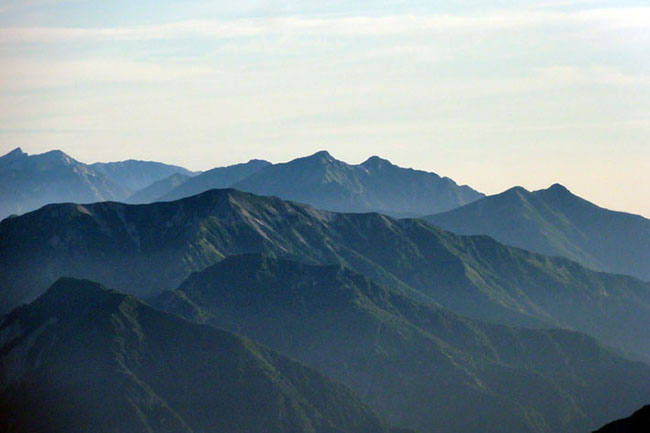 槍ヶ岳登山-19