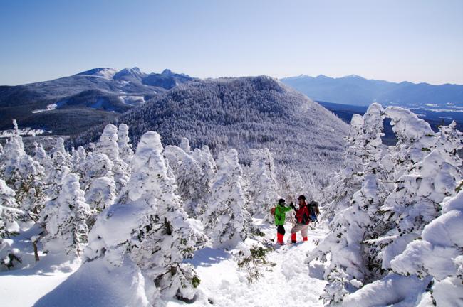 八ヶ岳北横岳冬-28