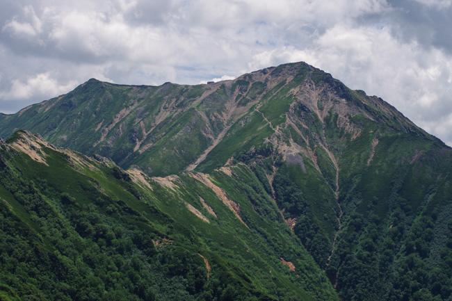 IMGP9777燕岳〜大天井