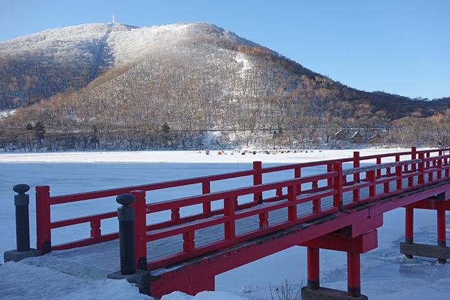 赤城神社冬15