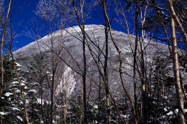 蓼科山12月冬-13