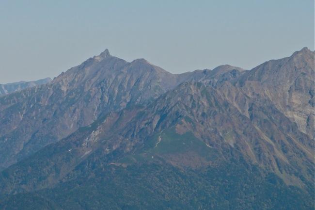 1210乗鞍岳頂上