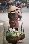 ハノイの商人 ベトナム1409