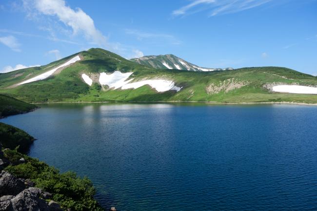 白馬岳テント泊20180805-18