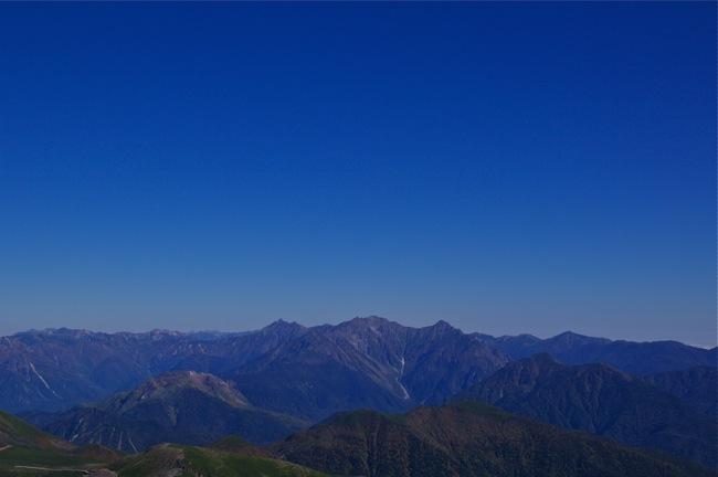 1210乗鞍岳頂上3