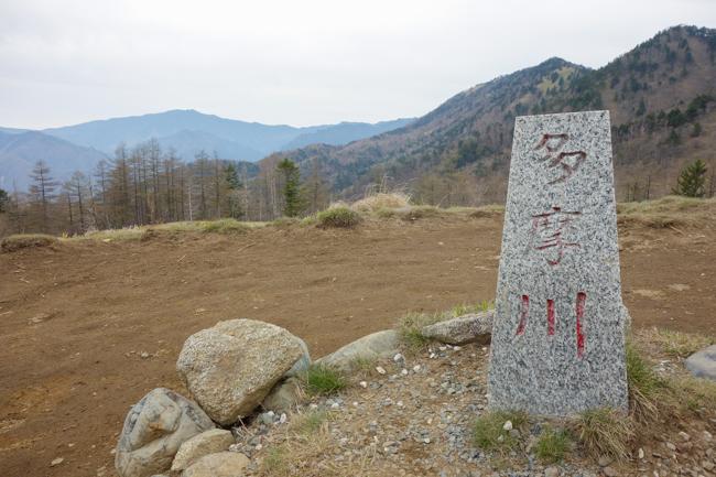 笠取山〜将監小屋1605-35