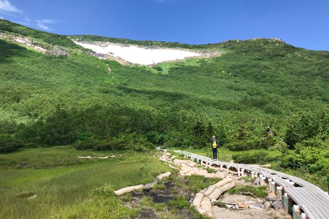 白馬岳テント泊20180805R-3