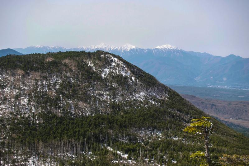 縞枯山〜北横岳-19