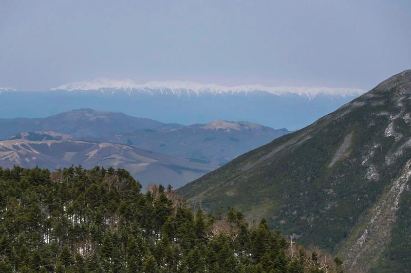 縞枯山〜北横岳-32