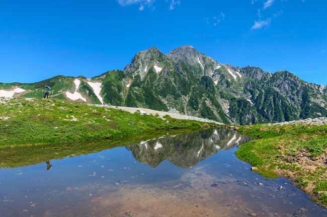 立山・劔岳 テント泊 DAY2 剱沢キャンプ場〜剱岳ピストン  〜室堂へ