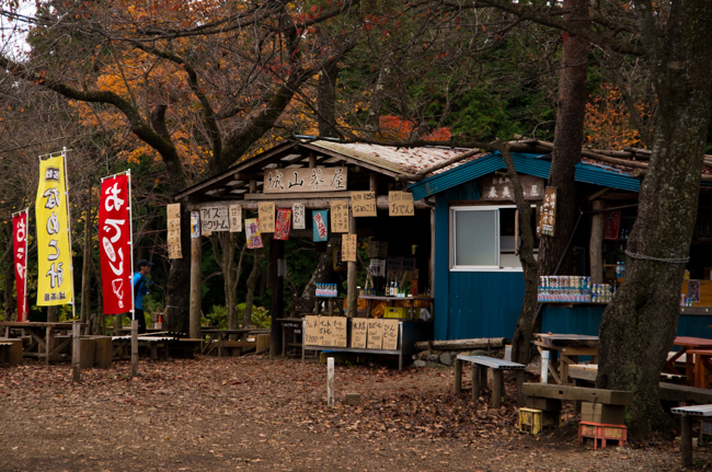 高尾山〜陣馬山縦走2015紅葉-12