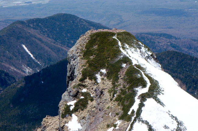 GW八ヶ岳赤岳残雪-25