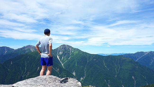 観音岳山頂から1507