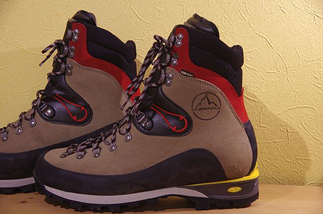 ラ スポルティバ カラコルムHC GTX(la sportiva karakorum hc gtx) 登山靴購入