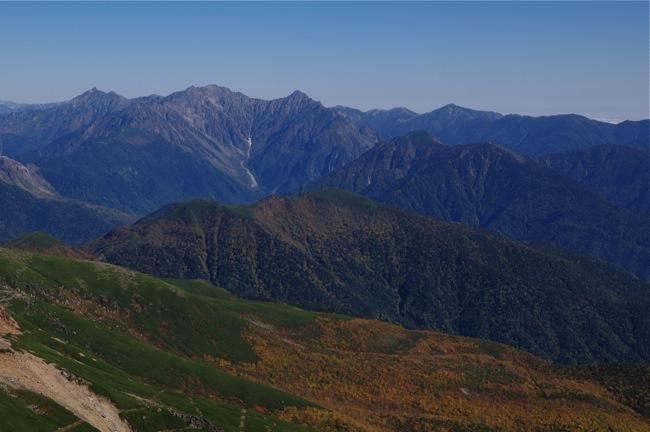 1210乗鞍岳頂上4