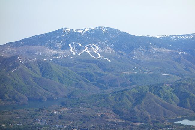 磐梯山からの展望1505-3