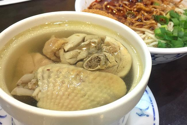 台湾鶏スープ