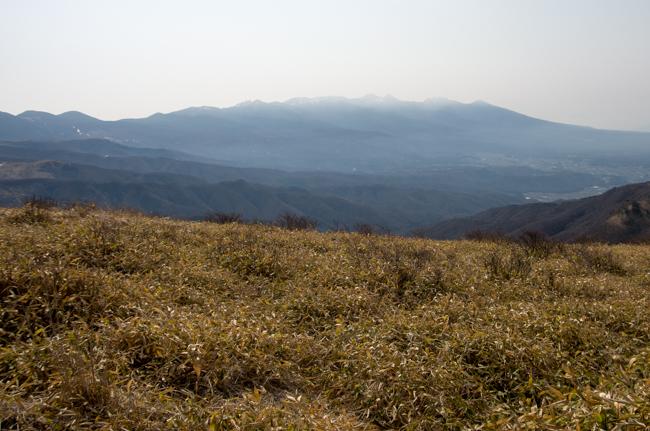 霧ヶ峰2016.4月-2