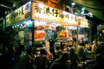 屋台の活況 香港1409