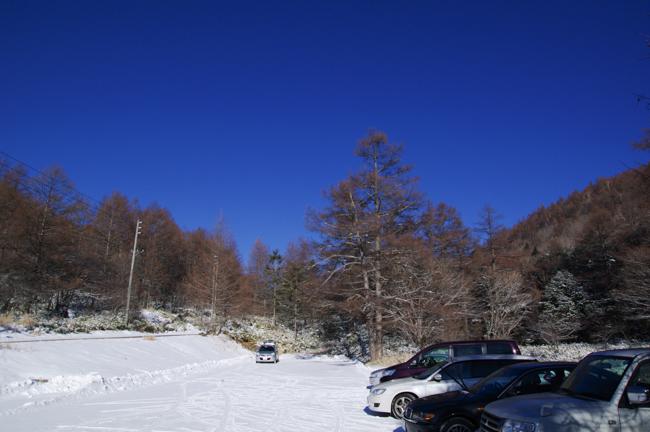 蓼科山12月冬-6