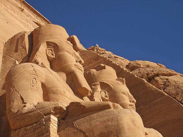 古代文明の迫力ある美しさ