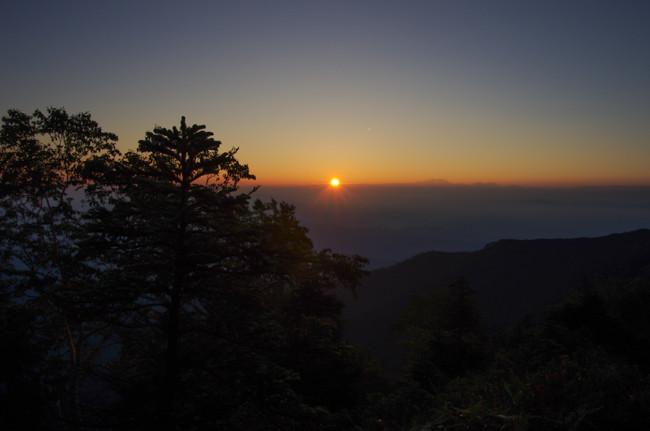 1508五竜岳 遠見尾根-4