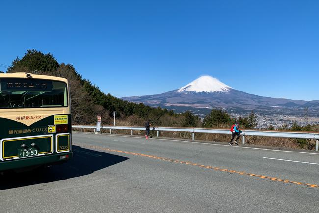 箱根外輪山トレラン