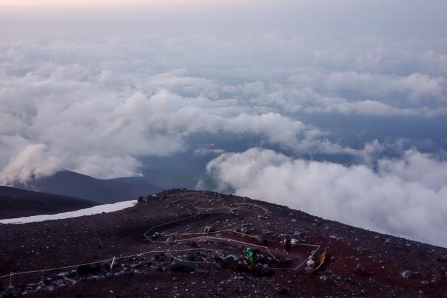 富士登山6月-6