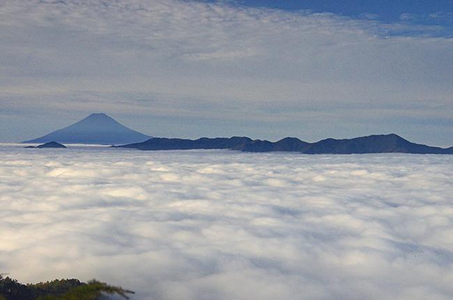 雲取山 富士山1410-2
