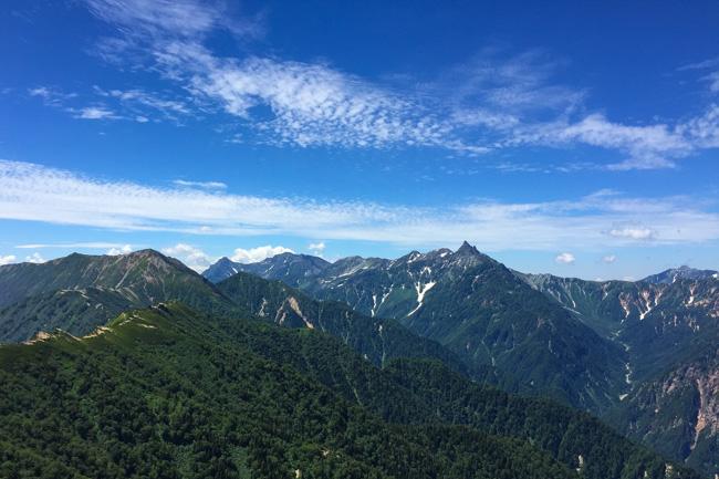IMG_2491燕岳〜大天井