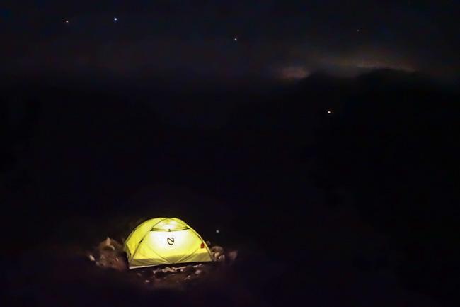 DSC07186燕岳〜大天井